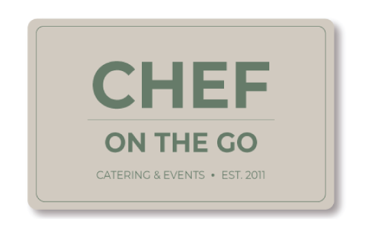 Chef On The Go Toronto Catering